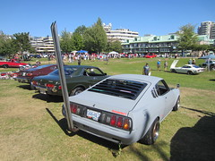 IMG_2798 (vancouverbyte) Tags: vancouver vancouverbc vancouvercity alljapaneseclassic2017 datsun honda nissan
