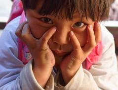 I feel the same way too, Tibet 2017 (reurinkjan) Tags: tibetབོད བོད་ལྗོངས། 2017 ༢༠༡༧་ ©janreurink tibetanplateauབོད་མཐོ་སྒང་bötogang tibetautonomousregion tar ütsang lhasa jokhanglhadentsuglakhangjowokhangཇོ་ཁང་monastery girlབུ་མོ་bumo smallgirlམོ་བྱིསmoji
