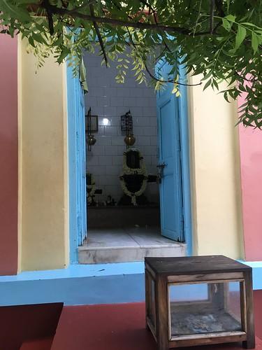 Ksetra pala Mahadeva at Yogapith