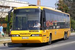 JLD-392 - Neoplan N318/3 Transliner || #03 (Eurobus Online) Tags: volánbusz érd hungary neoplan transliner