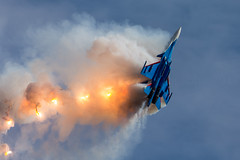 Light the Fire (Rami Khanna-Prade) Tags: flanker кубинка kubinka russia ruaf russianknights russikiyevityaz sukhoi su30sm aerobaticdisplayteam aviationavgeek avgeeks airforce militaire militaryaircraft militaryaviation airfighter planeporn planespotter pilot fighter fighterpilot displayteam instaaviation military aviationphotography instagramaviation aircraft instaplane canonphoto canon 2017 avporn aerophotography plane flight fly airplane planespotting aviationlovers aeroplane aviationphoto aviationgeek planespotters jetlife spotting uumb forumarmy2017 army army2017 forumarmy flares