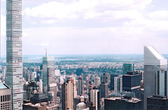 Top of the Rock, New York (st_hart) Tags: top rock new york usa united states 35 35mm film photography 432 park avenue