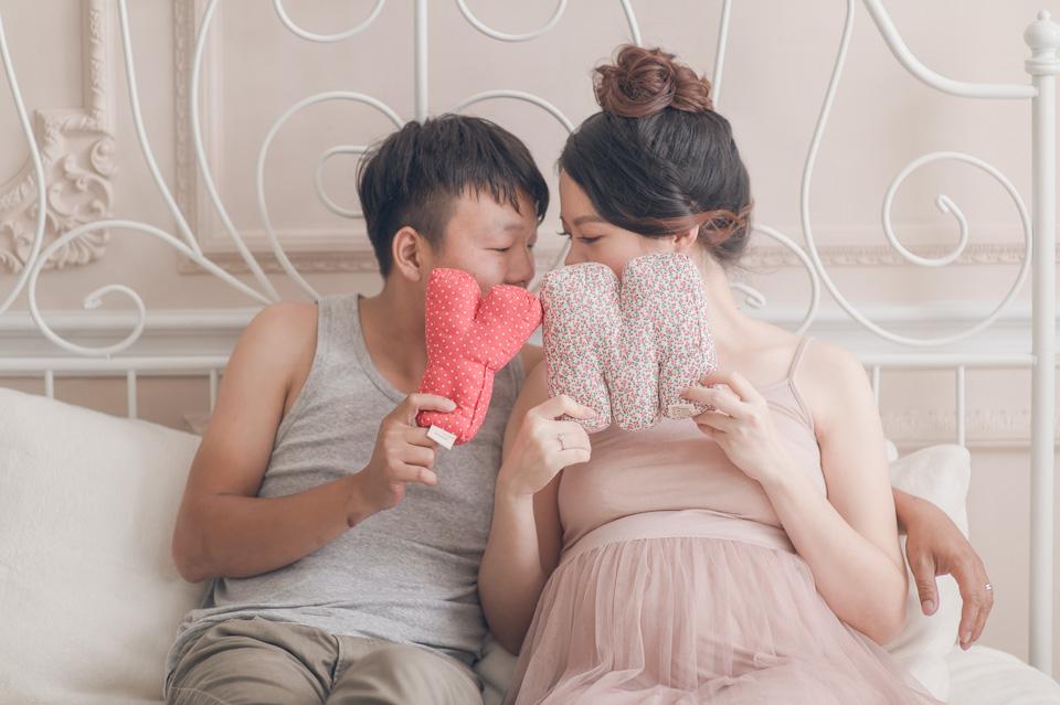台南孕婦寫真 俏麗孕媽咪 007