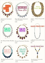 Look at these great Statement Necklaces, ALL on Sale Today Only, for UNDER $100!!! Shop: www.chloeandisabel.com/boutique/thecelticpearl   #Anniversay #Sale #Statement #Necklas #lowprices #love #save #discount #deal #steal #promo #limited #jewelry #fashion (thecelticpearl) Tags: statement discount style thecelticpearl trend sale steal limited shopping lowprices online promo accessories lifetimeguarantee limitedtime trendy shop chloeandisabel fashion deal necklas anniversay buy jewelry love trending trends save boutique hurry