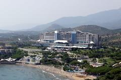Aria Claros Beach & Spa Resort , İzmir, Turkey (orcin70) Tags: ariaclarosbeach izmir turkey türkiye özdere menderes