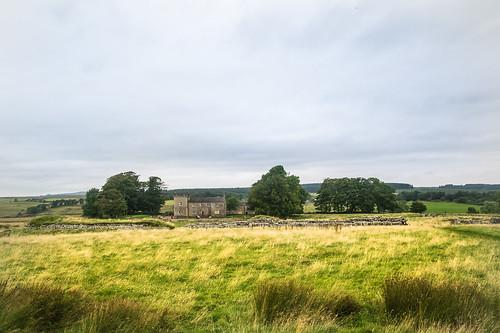 Birdoswald Roman Fort Hadrian's Wall