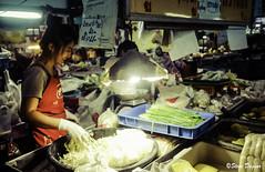 DSCF4401 (Steve Daggar) Tags: chiangmai thailand travel buddhist monk markets street candid asia