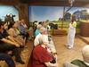 Nuestros mayores de Amavir La Marina (San Sebastián de los Reyes, Madrid) de visita en la fábrica de Danone (Amavir, residencias para mayores) Tags: lamarina