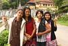 Mon girls (Elmer Kroese) Tags: myanmar mawlamyine burma