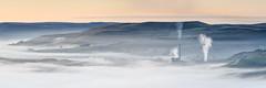 Misty Hope Valley (Stu Meech) Tags: hope valley mist cloud inversion peak district panorama nikon d750 70200 stu meech