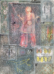 11. Nov 1-3 (ceruleanswaine) Tags: relationships womensissues transgenderism mixedmedia collage artjournal artjournaling diary series personalstory textbasedart aspergers handwriting therapy