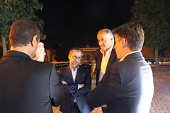 Marco António Costa em Paços de Ferreira