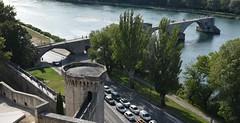 Le Pont d'Avignon vu du Rocher des Doms (salva1745) Tags: le pont davignon vu du rocher des doms