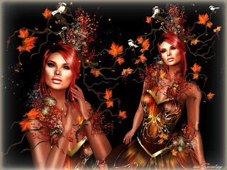 AUTUMN GODDESS.....