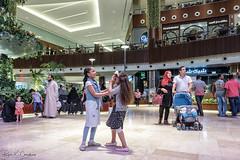 Fun ... (Bijanfotografy) Tags: fuji fujifilm fujifilmxf14mm28 fujixt2 xtrans qatar middleeast mall mallofqatar city citylife street streetphotography people children kids