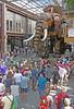 Les machines de l'île (aucoindelarue) Tags: les machines de lile royaldeluxe lamachine courcoult léléphant nantes la nef le carrousel minotaure géants larbre hérons bestiaire mécanique voyages