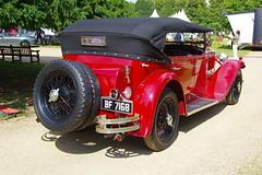 1929 Lancia Dilambda with Viotti bodywork (3957cc, V8) (Graham Woodward) Tags: hamptoncourtpalaceconcoursofelegance concoursofelegance lancia dilambda mysorecars bf7168 myr149