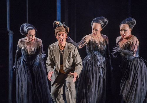 What did you think of Mozart's <em>Die Zauberflöte</em> live in cinemas 2017?