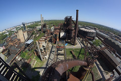 industrial view (jkatanowski) Tags: industry europe fisheye samyang 8mm canon 50d landscape view