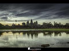 Angkor Wat (I) city of temples
