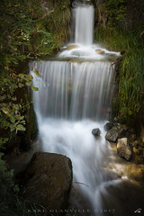 Water stairs (glank27) Tags: water slow long exposure canon eos 5d mk iv karl glanville valle daosta stream