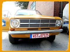 Opel Kadett B (v8dub) Tags: opel kadett b allemagne deutschland germany niedersachsen cloppenburg pkw voiture car wagen worldcars auto automobile automotive old oldtimer oldcar klassik classic collector
