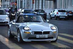 BMW Z8 - Switzerland, Geneva (Helvetics_VS) Tags: licenseplate sportcars bmw z8 switzerland geneva
