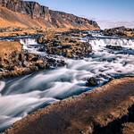 Foss waterfall - Iceland - Landscape photography thumbnail