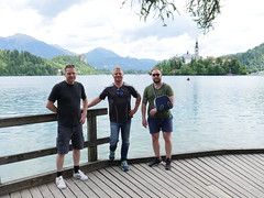 A visit to Lake Bled is a must while in Slovenia!