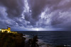 Orage sur la côte Toscane. 10/9/2017 (MarKus Fotos) Tags: orage orages foudre eclair éclair éclairs thunder thunderstorm thunderstrike lightning fulmine fulmini temporale tormenta toscane tuscany livorno livourne italia italie italy mer see sea fulminiitalia