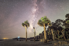 Island of Dreamz (Robert Loe) Tags: sainthelena beach island night sky nightsky nightphotography nightlandscape nightcap lightcrafter star stars starrynight milkyway cosmos galaxy astronomy widefieldastrophotography nikon wideangle theheavens astrophotography