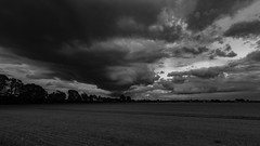 Clouds.... (st.weber71) Tags: schwarzweis blackandwhite wolken himmel ruhrgebiet wetter nikon nrw d800 deutschland germany natur outdoor felder unwetter wolkenbilder wolkenstimmung monochrom bäume