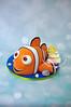 Nemo cake (toertlifee) Tags: törtlifee nemo disney kuchen fisch fish cake orange birthday geburtstag