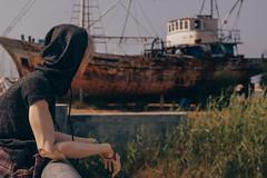 (mimiau_m) Tags: bjd asian doll 5thmotif venitu recast sea outdoors