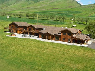 Idaho Fly Fishing Lodge 1