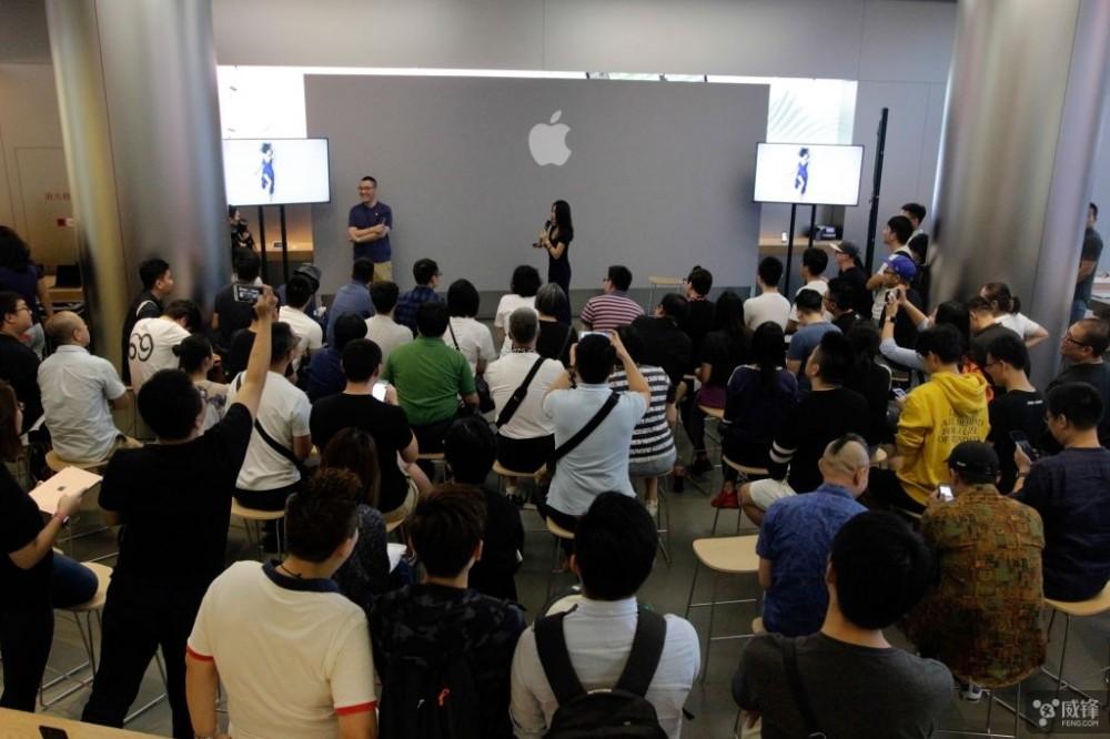 出色! iPhone 8拍攝性能獲專業攝影師好評