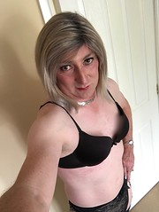 Lingerie Friday - self indulgent photo time again. Sorry but I love black lingerie xxx (emmajay03) Tags: boy2girl boytogirl emmajay stockings lingerie xdress xdresser crossdressing crossdresser tgurl tgirl tranny transvesite trans tv cd