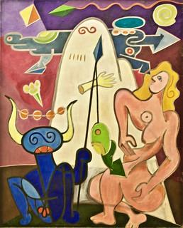 Untitled (1970) - Gonçalo Duarte (1935 - 1986)