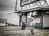 On the boardwalk after Hurricane Sandy (LennyNJ) Tags: hurricanesandy seasideheights nj newjersey jerseyshore boardwalk