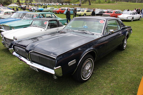 1968 Mercury Cougar 2 door Hardtop