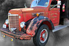 Fire Truck No2 - 1947 (ARRRRT) Tags: firetruck international porthope flickrart flickrarrrrt arrrrt art foto style