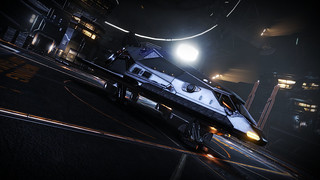 Elite Dangerous 003 - Brand New (even though its only a Hauler)