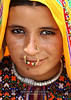 Baloch Girl- II (Amna Yaseen) Tags: tribalgirl tribe youngwoman baloch 2016 sindh migrants portrait naturallight documentaryphotography pakistan socialdocumentary femalephotographer