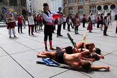P1020673 (www.deshommesetdesanimaux.fr) Tags: corrida anticorrida nocorrida stopcorrida barbarie cruauté paris 269lifefrance