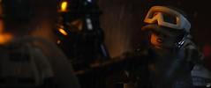 ASSAULT ON EADU (fullnilson) Tags: lego legostarwars star wars rogue one jyn erso eadu krennic death trooper legography photography 2017 fullnilson