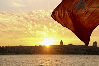 Part 1: Bosphorus Red and Yellow