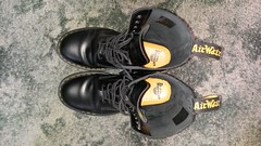 20161228_140825 (rugby#9) Tags: drmartens boots icon size 7 eyelets doc martens air wair airwair bouncing soles original hole lace docmartens dms cushion sole yellow stitching yellowstitching dr comfort cushioned wear feet dm 10hole black 1490 10 docs doctormartenboot indoor footwear shoe boot