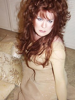 More early days from Pandora, she ❤️ loved big hair
