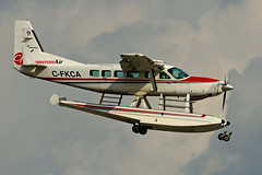 C-FKCA (Cameron Air) (Steelhead 2010) Tags: cameronair cessna c208 caravan floatplane seaplane yyz creg cfkca