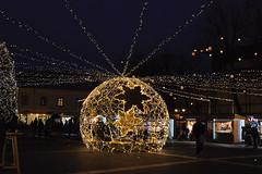 Eger christmas II. (sunsetsára) Tags: christmas light lights holiday fair eger hungary hun magyarország magyar street